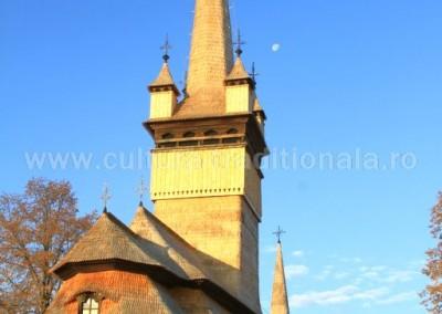Attila Contz - Biserica de lemn  - Buzesti