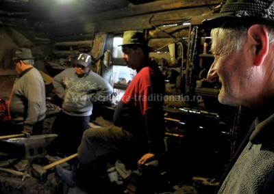 Felician_Sateanu - La Fierarie - Viseu de Jos