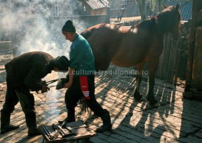 Gheorghe _Porumb - Potcovitul calului - Botiza