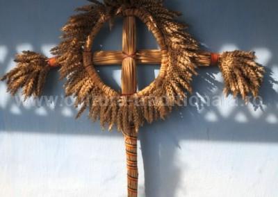 Sateanu Felician - Crucea cu cununa la seceris - Oarta de sus