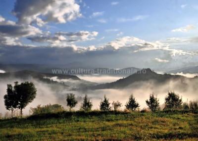 Serban_Schiau - Peisaj maramuresan - Valeni