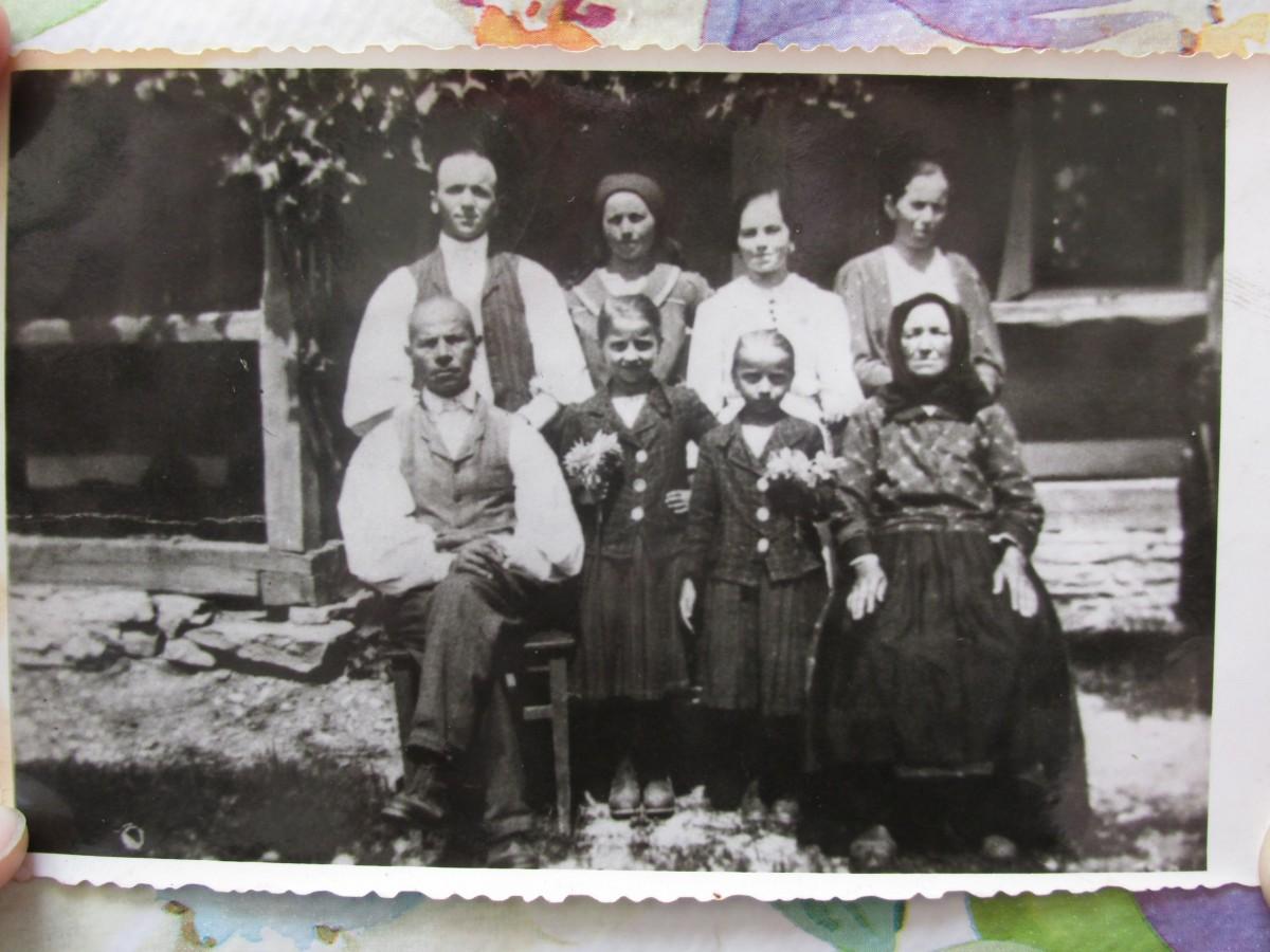 familie veche din ticau