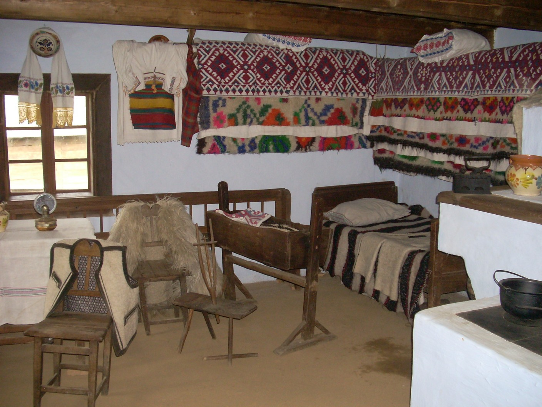 interior casa Oncesti