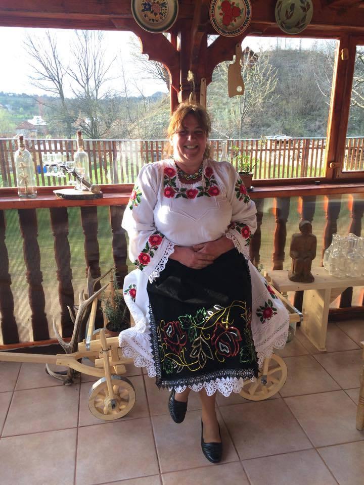 Pop Ana Maria, Plopiș