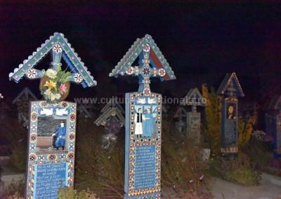 Tudorel Ilie - Cimitirul vesel noaptea - Sapanta