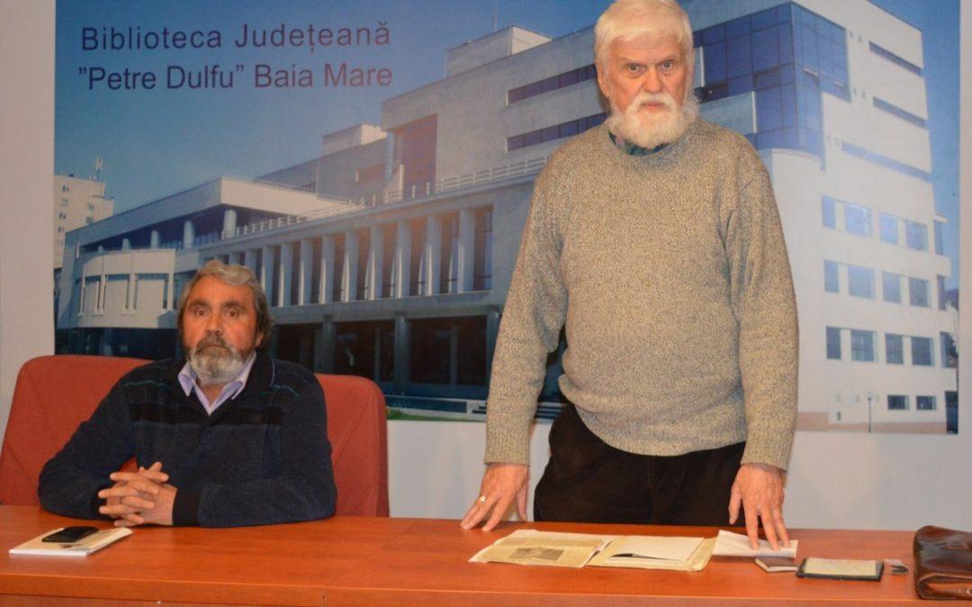 """""""Miercurea de poezie"""" In Memoriam – Dumitru Iuga"""