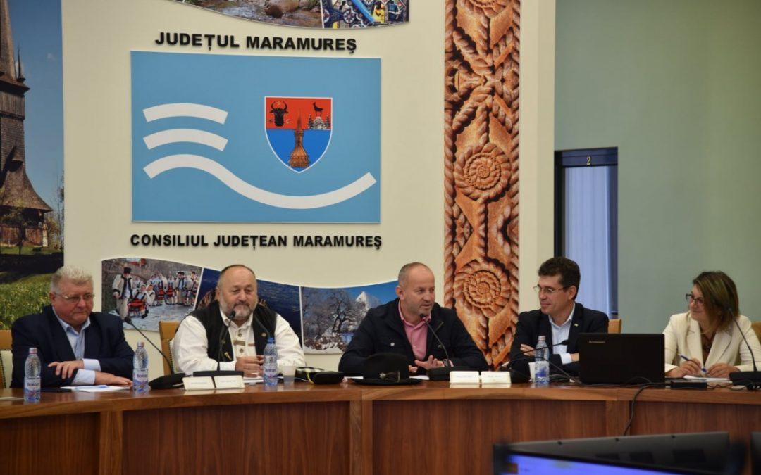 """Proiectele de promovare a patrimoniului cultural prezentate în cadrul seminarului """"Managementul siturilor UNESCO din România"""""""