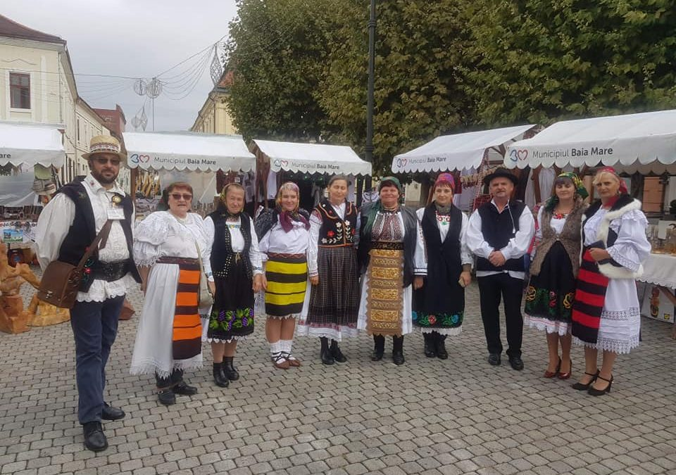 Meșteri populari la Castane 2019