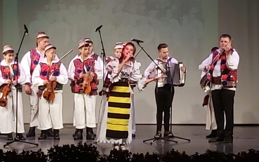 """Ansamblul folcloric """"Doina Maramureșului"""""""