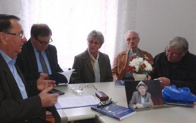 Volum editat de CJPCCT MM  prezentat  la Centrul Cultural Sighetu Marmatiei