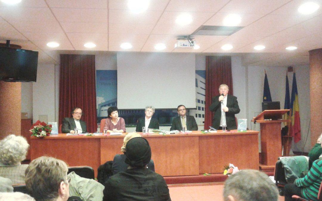 """Lansare de carte si evocare Augustin Cozmuta  la Sala de conferițe a Bibliotecii Județene  """"Petre Dulfu"""" din Baia Mare"""