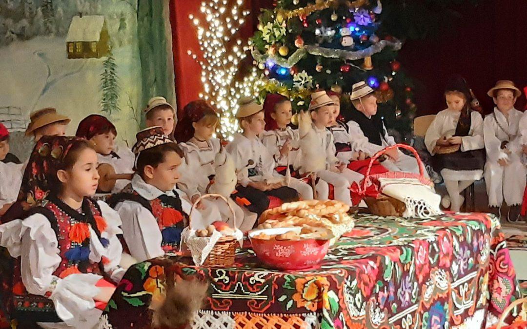 """""""Șezătoare în sat""""organizată la Școala Gimnazială """"Dimitrie Cantemir"""""""