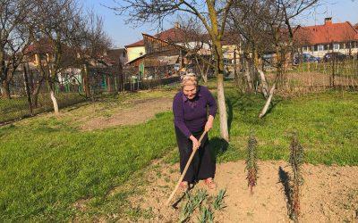 Lucru și rugăciune care să-ți deschidă ochii: din Sighetu Marmației, Ileana Drăguș -25 aprilie 2020