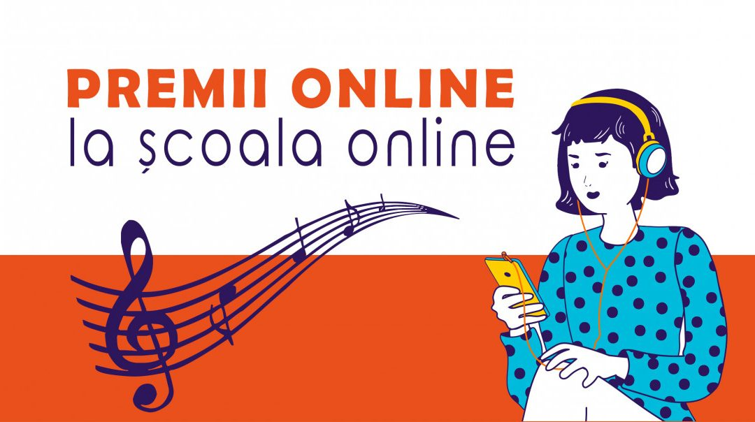 Premii online la Școala online!
