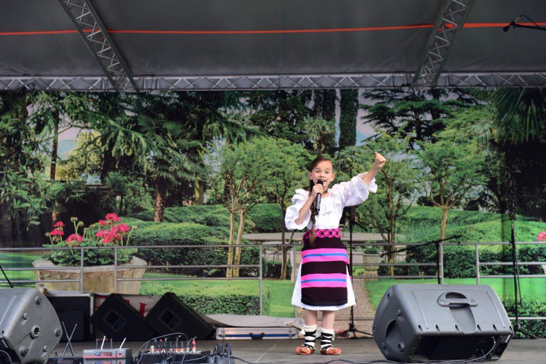Ansamblul Flori din Maramureș la primul Festival de Folclor ONLINE