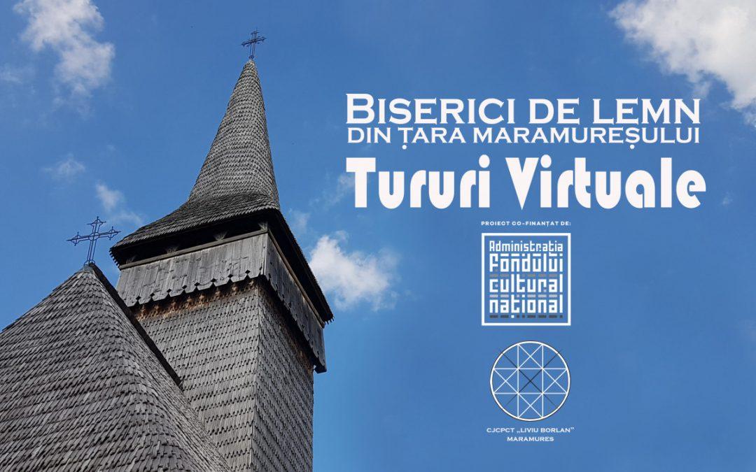 Un proiect nou despre biserici vechi