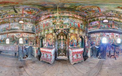 Website-ul bisericilor de lemn din Țara Maramureșului