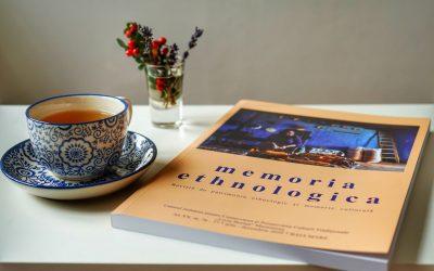 Memoria Ethnologica după 20 de ani