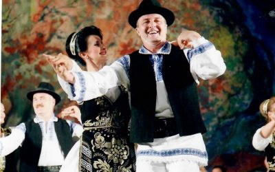 Dansul tradițional între pasiune, interpretare și performanță